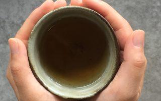 No.50 熱湯でおいしいお茶
